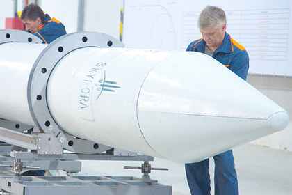 Вгосударстве Украина разработали ракету для запуска английских наноспутников