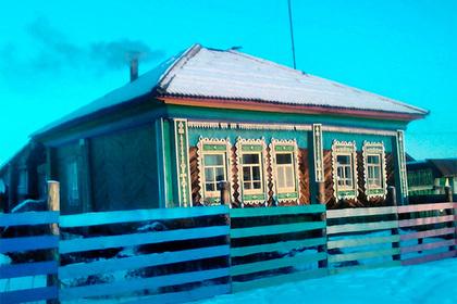 На Урале сгорел дом Бориса Ельцина