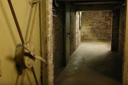 Пыточные камеры гестапо вГамбурге превратят вбары ибутики