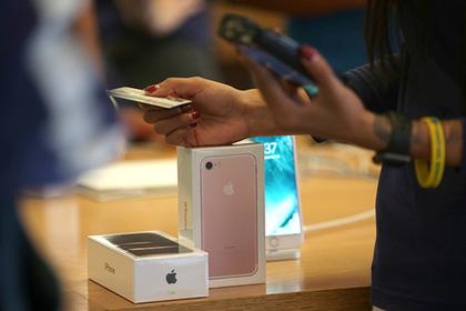 Apple начала продавать использованные iPhone7