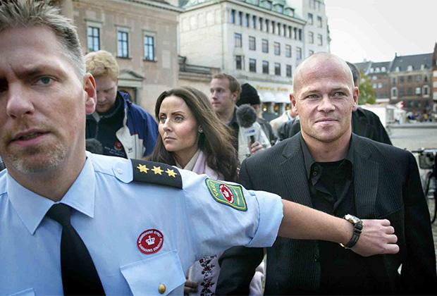 Стиг Тефтинг (справа)
