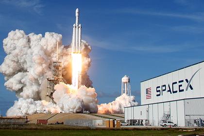 Сверхтяжелая ракета-носитель Falcon Heavy