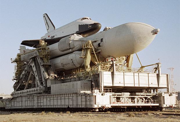 Ракетно-космическая система «Энергия-Буран»