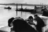 Фотограф просто снимал то, что ему нравилось, а затем продавал снимки туристам на тосканском берегу.