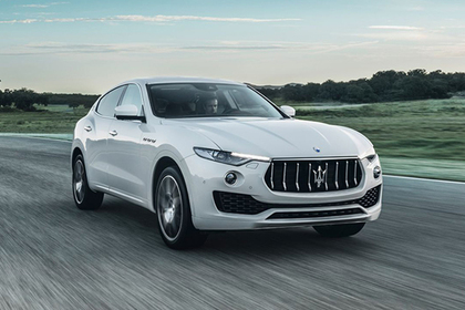 Продажи Maserati в России подскочили в восемь раз