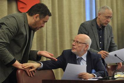 Подравшиеся Сванидзе и Шевченко отказались жать друг другу руки