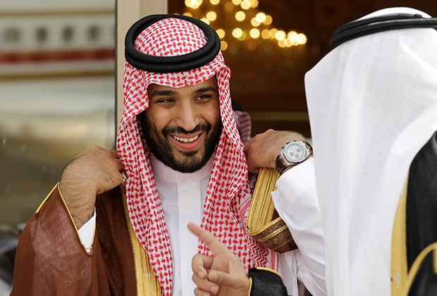 В глазах западных стран вплоть до недавнего времени Мухаммед олицетворял собой идеального современного правителя ближневосточного государства