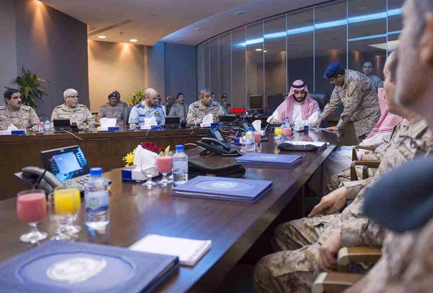 Фактически кронпринц сейчас руководит Саудовской Аравией