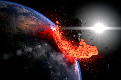Учёные: Человечество пережило падение гигантской кометы