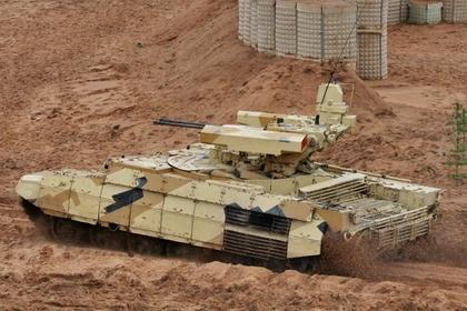 Боевая машина поддержки танков «Терминатор»