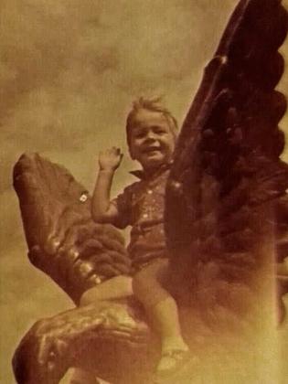 Алеша Маетный с самого детства стремился покорять высоты