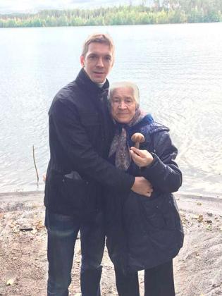 Алеша Маетный с детства стремился покорять высоты