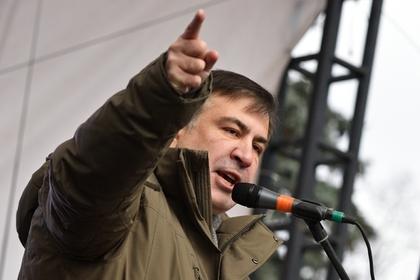 Саакашвили рассказал о «железных памперсах» перепуганного Порошенко