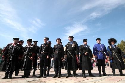 Казаки в Крыму