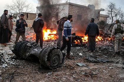 Турцию заподозрили в причастности к гибели российского Су-25