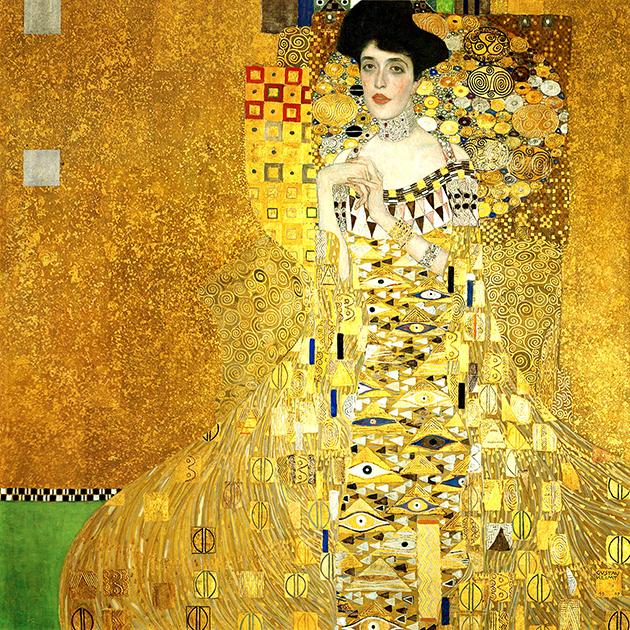 «Портрет Адели Блох-Бауэр I», 1907 год