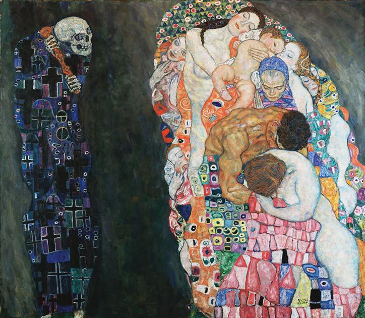 «Смерть и Жизнь», 1915 год