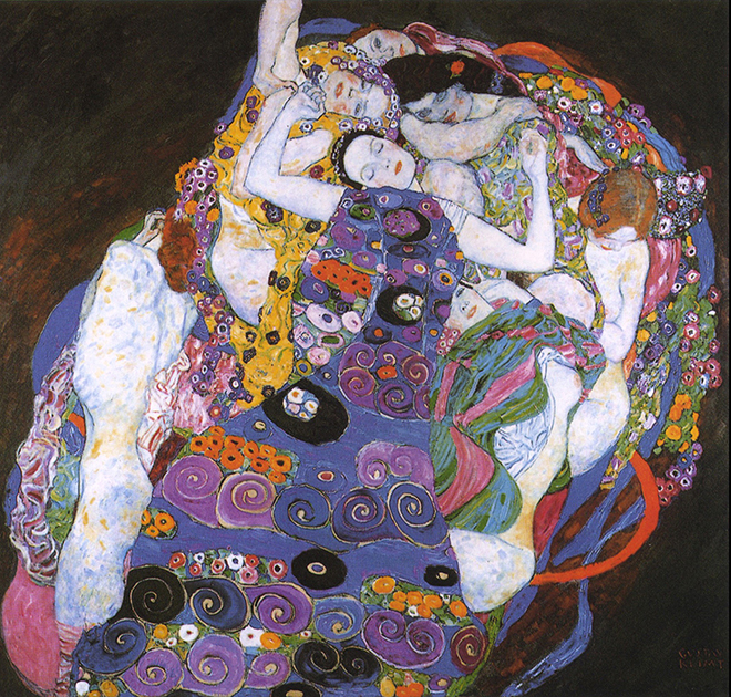 «Девы», 1913 год