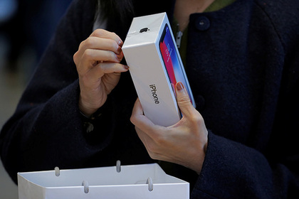 iPhone X перестал принимать звонки