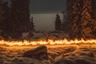 Положительного отзыва жюри удостоился норвежец Терье Абусдал, рассказавший о лесных финнах, которые сотни лет жили благодаря подсечно-огневому хозяйству и решали проблемы с помощью магии.