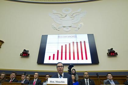 Минфин США заявил о нежелании вводить санкции против госдолга России