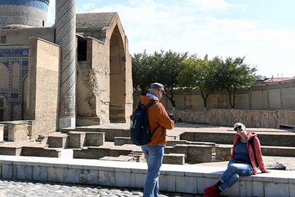 Туристам в Узбекистане разрешили кое-что снимать