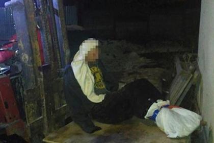 ВОдессе спасли мужчину, примерзшего ккрыше дома