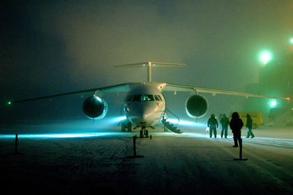 УФСБ отыскали спецсамолет для «посадок» чиновников
