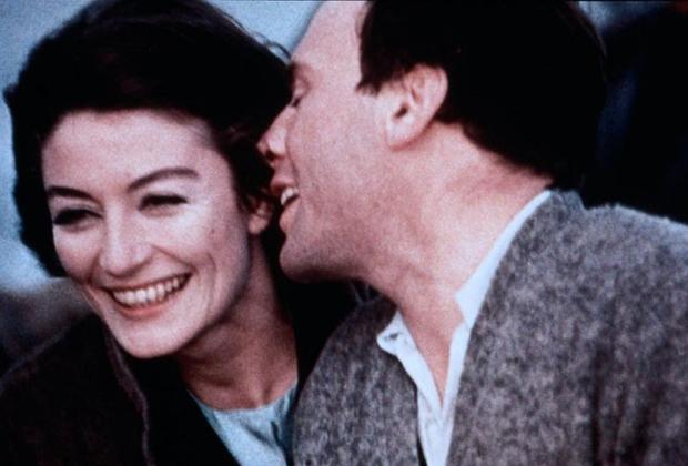 «Мужчина и женщина», режиссер — Клод Лелуш