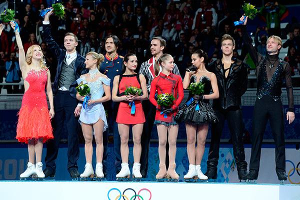 Коляда и Тарасова/ Морозов выступят в первый день командного турнира фигуристов на Олимпиаде-2018