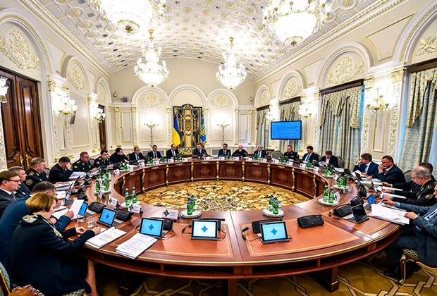 Совет национальной безопасности и обороны Украины