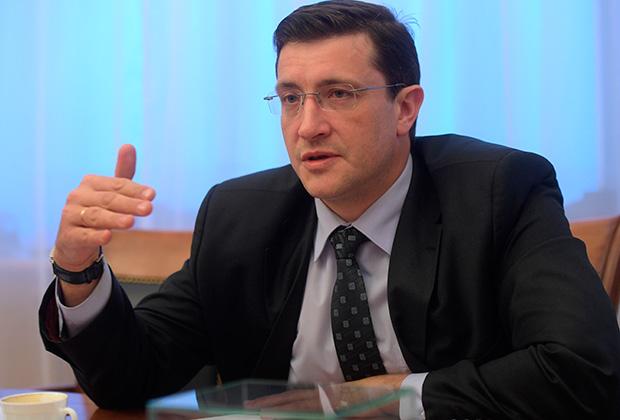 До назначения в Нижегородскую область Глеб Никитин работал первым заместителем министра промышленности и торговли