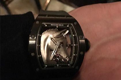 У зятя президента Туркмении нашли часы на миллион долларов