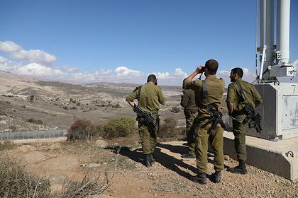 Израиль помог объединившимся против ИГ в Сирии боевикам