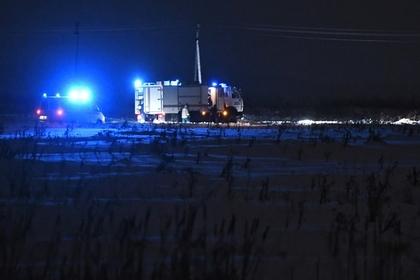 На обломках разбившегося Ан-148 не нашли следов взрывчатки