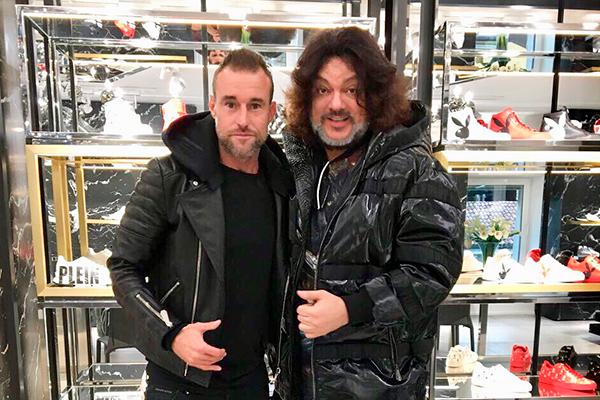 Филипп Плейн и Филипп Киркоров