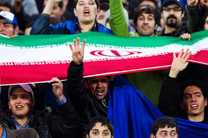 Иранка притворилась мужчиной ради футбольного матча