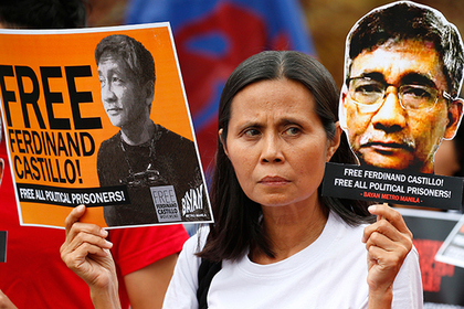 Президент Филиппин приказал простреливать вагины протестующим