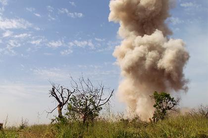 Навостоке Сирии отавиаудара коалиции воглаве сСША умер житель россии