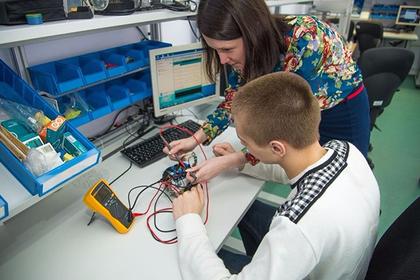 Ямальский колледж вошел в сто лучших учебных заведений России