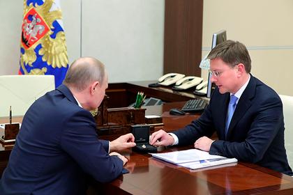 Путина поразили двумя камнями