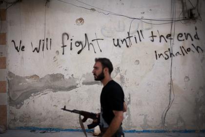 Разведка США заявила о неспособности сирийской оппозиции свергнуть Асада