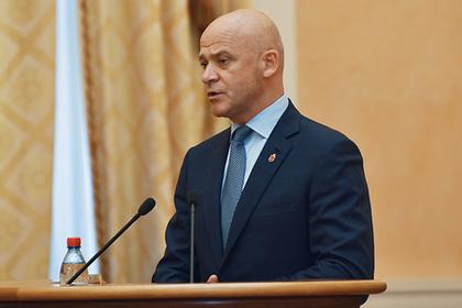 Мэра Одессы задержали в киевском аэропорту