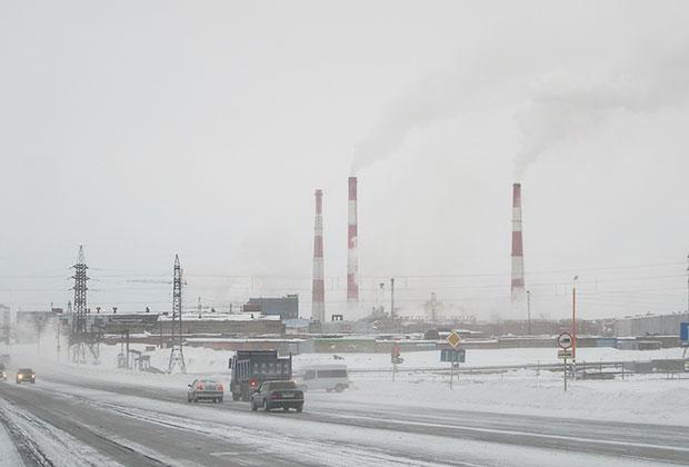 8 февраля в Норильске было всего 17 градусов мороза