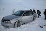 Транспортная служба официально закрывает дорогу до Териберки в непогоду, но китайцы находят частников, готовых рискнуть ради хорошего заработка.