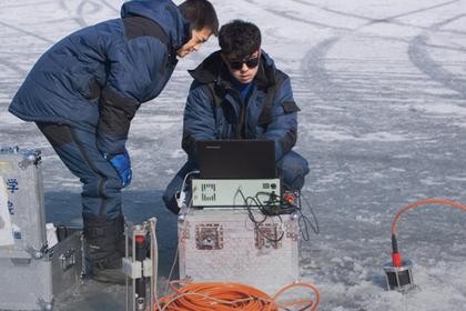 Ученые России и Китая испытали первую подледную связь для Арктики