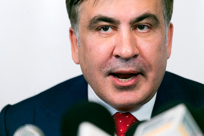 Саакашвили получил голландский паспорт
