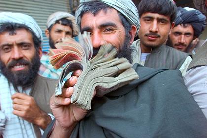 У талибов нашли европейских пособников