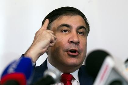 Саакашвили обвинил Путина и Порошенко в сговоре против него