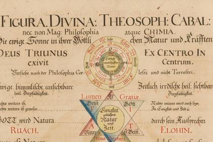 Опубликована крупнейшая коллекция оккультных книг